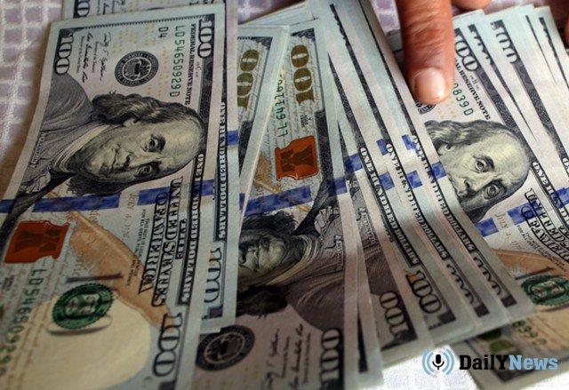 Запасы валюты вроссийских банках упали доисторического минимума