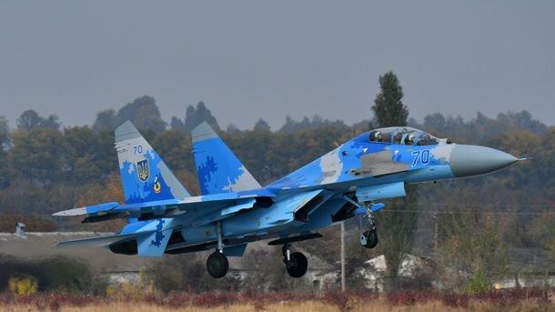 Падение Су-27 на учениях в Украине - причины, подробности, видео