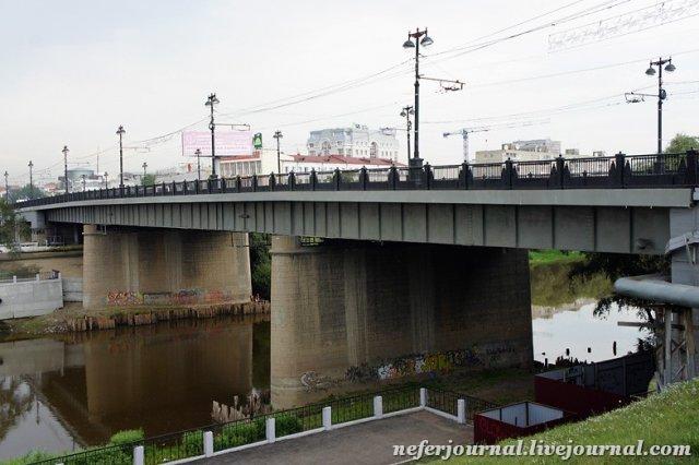 В Омске специалисты планируют заняться испытательными работами на Комсомольском мосту.