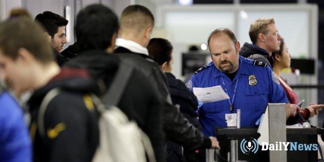 В аэропорту Вашингтона задержали мужчину с винтовкой в багаже