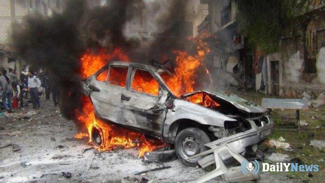 В Идлибе произошел взрыв. в результате которого пострадали 15 человек