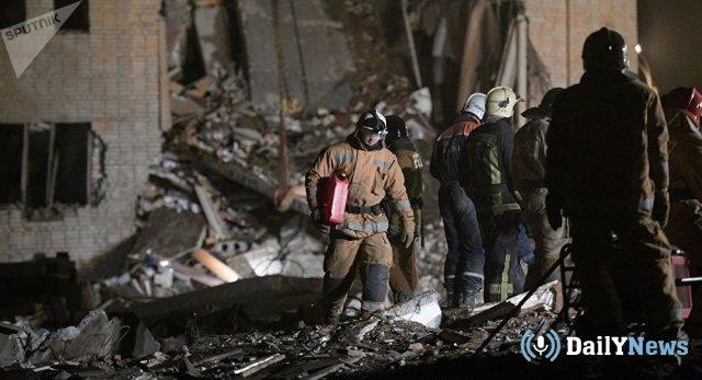 В Гатчине проходят разбирательства по факту взрыва на предприятии «Авангард»