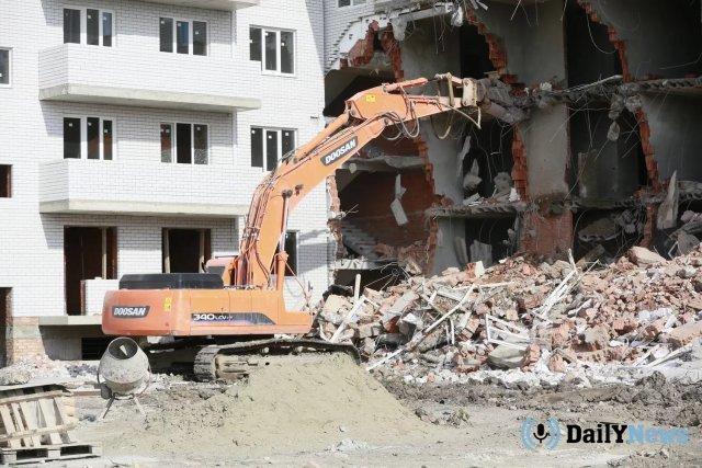 В Екатеринбурге планируют снести жилой дом, для того чтобы построить филармонию