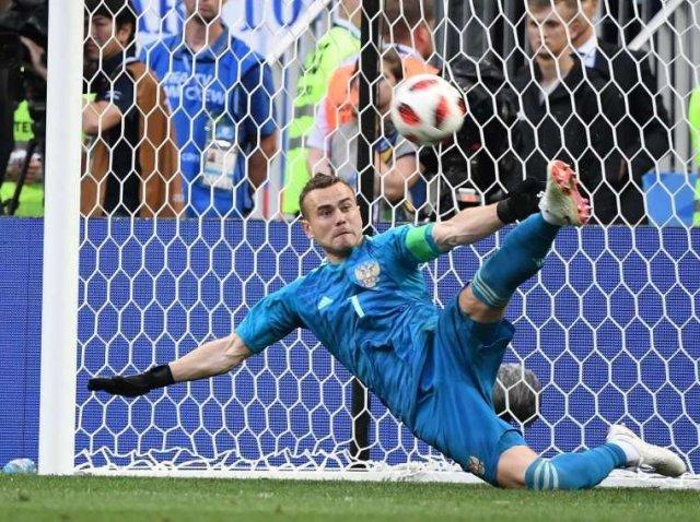 Игорь Акинфеев назвал главную причину своего ухода из сборной России