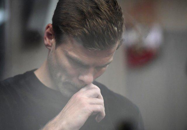 Александр Кокорин расплакался во время заседания в Мосгорсуде