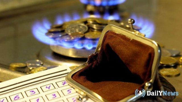 В Украине очередное повышение стоимости газа для населения на 23,5%
