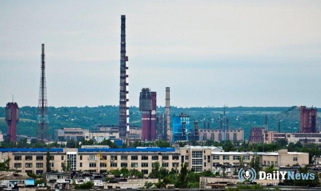 На Украине может произойти прекращение работы завода «Азот»