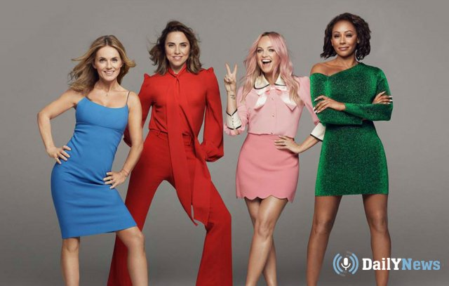 В онлайн очереди на концерт Spice Girls уже стоит более 700 тыс. человек