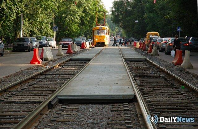 В Саратове ребенок пострадал, попав под трамвай