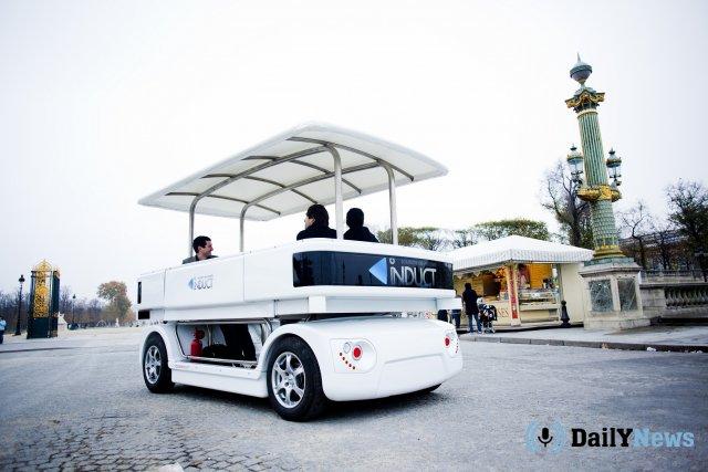 В Рязани весной будет протестирован беспилотный автобус