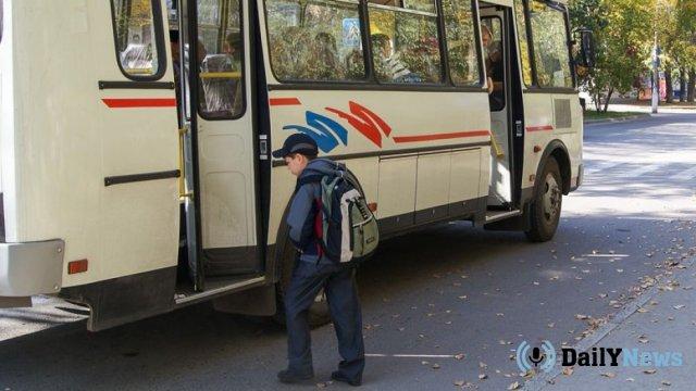 В Санкт-Петербурге официально запретили высаживать из транспорта несовершеннолетних