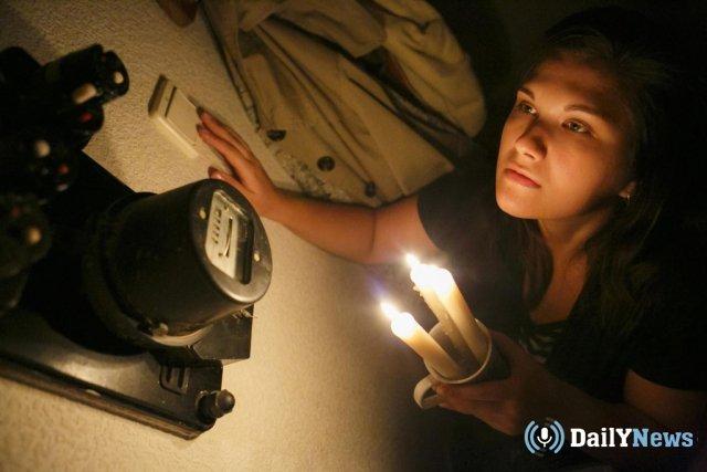 Чиновница в Чите предложила отключать свет в домах малоимущих в ночное время