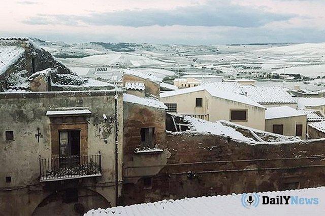 В Итальянском городе Самбука-ди-Сицилия власть продает дома по 1 евро