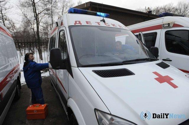 В Санкт-Петербурге в больницу попали 11 школьников