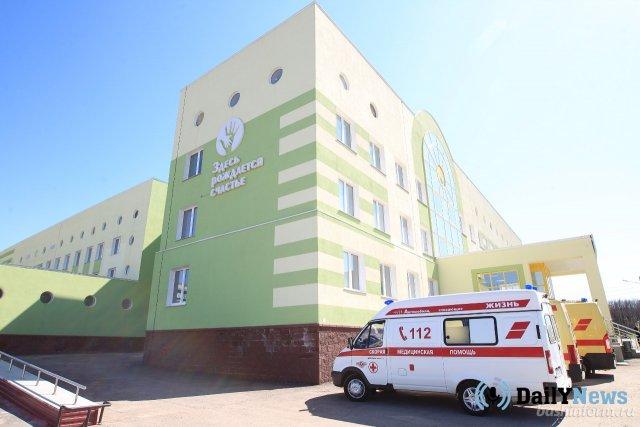 В Башкирии был утвержден единый стиль оформления медицинских учреждений