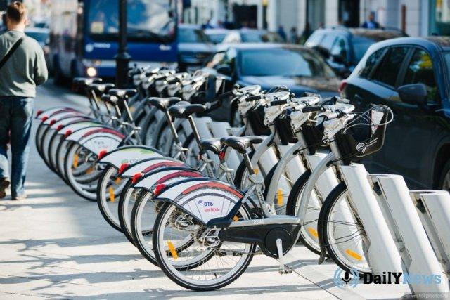К 2020 году в столице России появится еще 10 км. велодорожек