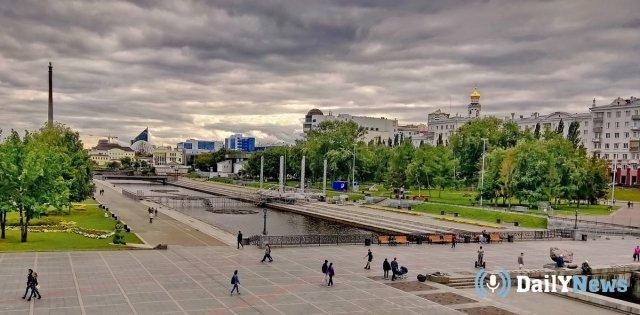 В Екатеринбурге решается вопрос о проведении референдума на тему строительства храма в сквере