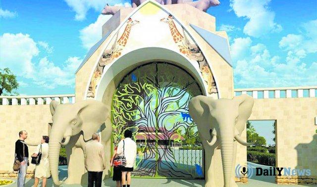 В Казани готовятся к открытию нового зоопарка