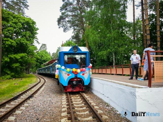 Созданием детской железной дороги займутся в Калуге