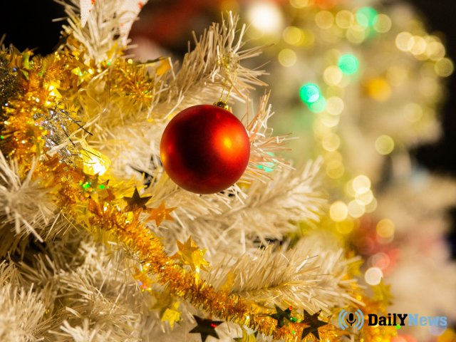 Сотрудники МЧС призвали россиян подойти ответственно к украшению новогодней ёлки