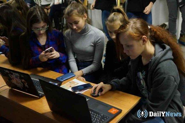 В Магадане состоялось открытие школы цифрового творчества Brusnika
