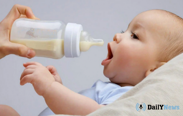Ребенок в Амурской области погиб, после употребления в пищу сухого молока