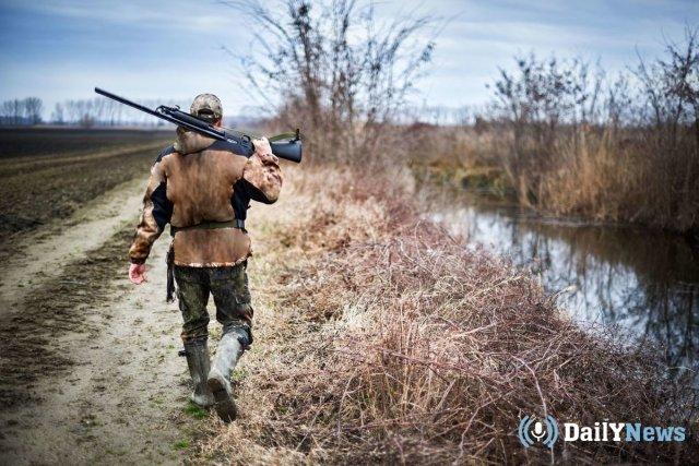 В Калужской области был задержан браконьер, убивший 5 животных
