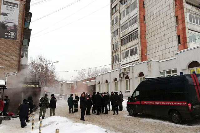 Представители Госдумы предлагают ввести запрет на создание отелей на цокольных этажах