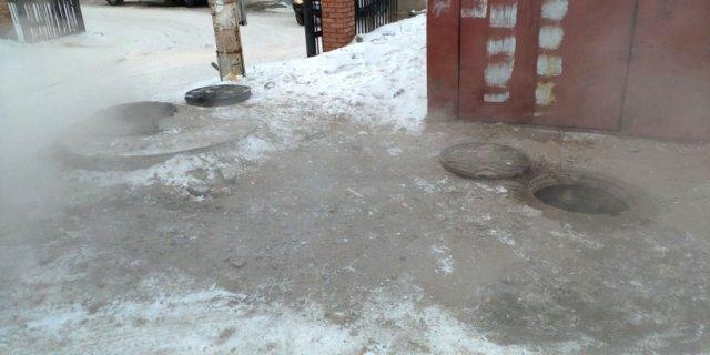 Уголовное дело было решено возбудить по факту пожара в Улан-Удэ
