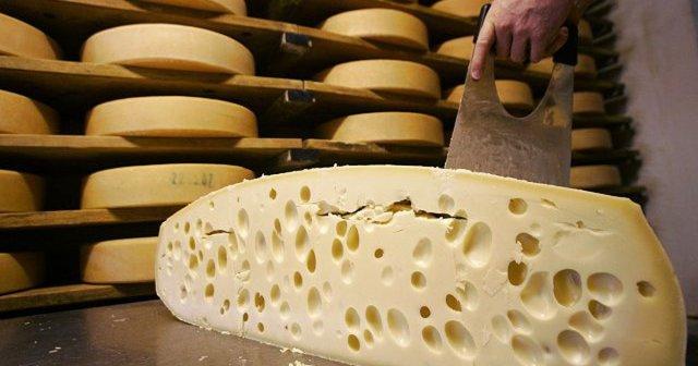20 тонн сыра украли в Москве, который должен был быть доставлен в Самару