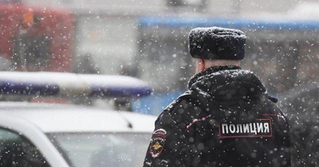 Ограбление главы Войковского района было зафиксировано в Москве