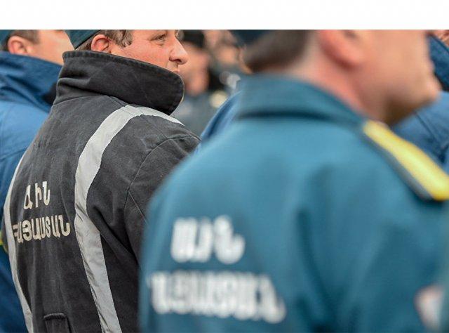В Армении сотрудники МЧС нашли пропавших россиян