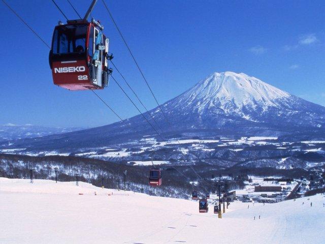 Горнолыжные курорты начали закрываться в Японии