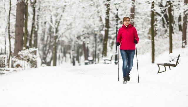 Занятия скандинавской ходьбой станут бесплатны для жителей Рязани