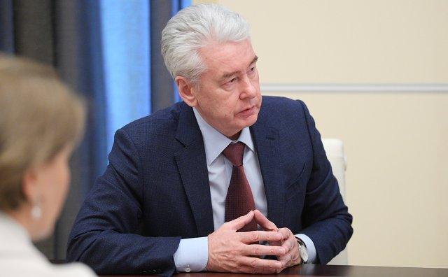 Сергей Собянин убедительно попросил остаться дома всех в период нерабочей недели