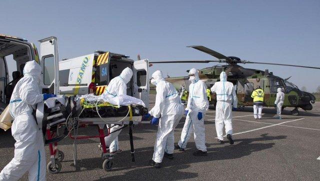 Российский врач прокомментировал ситуацию с коронавирусом в Италии