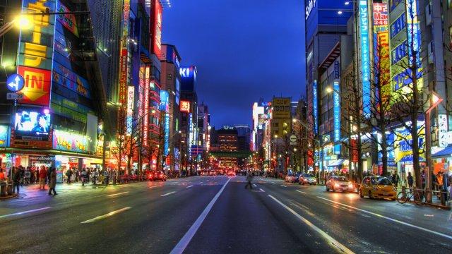 Установка датчиков света станет обязательной в автомобилях в Японии