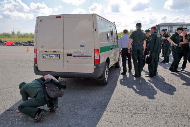 Инкассаторы в Красноярске попали в больницу после перестрелки