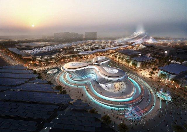Организаторы сообщили о переносе ЭКСПО-2020 Дубай