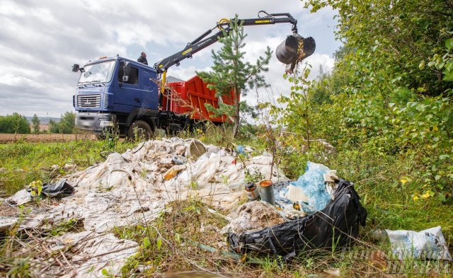 Ликвидация мусорных свалок состоялась в Астраханской области согласно требованию прокуратуры