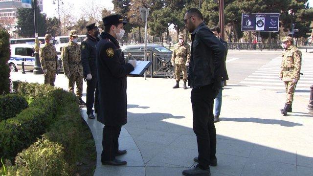 Жёсткий карантин на 2 дня введут в Баку