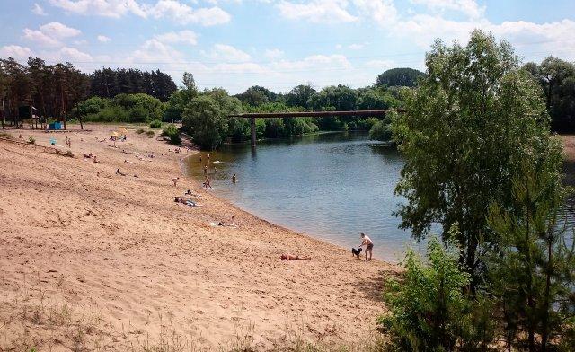 К открытию готовятся пляжи в Курской области