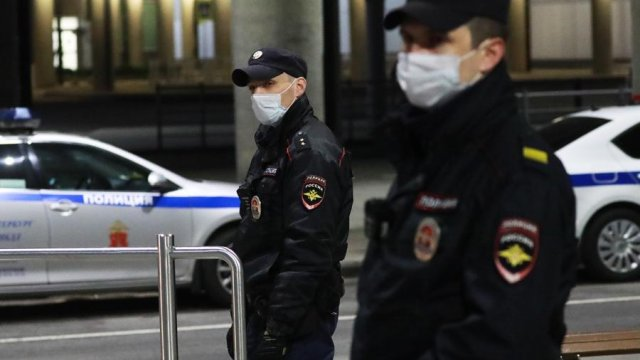 В Рамках ночного рейда в Санкт-Петербурге были задержаны 38 человек