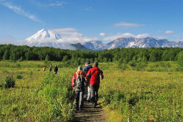 Волонтеров предлагают привлечь к работе в качестве гидов в Камчатском крае