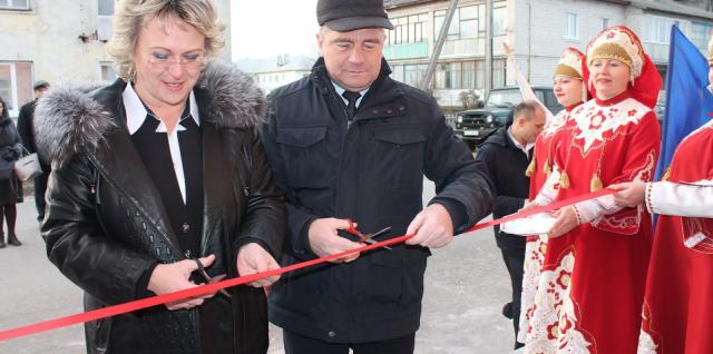 В селе Брянской области завершился ремонт Дома культуры