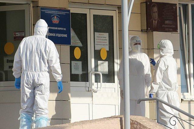 Эксперт Роспотребнадзора заявил, что второй волны коронавируса в России нет