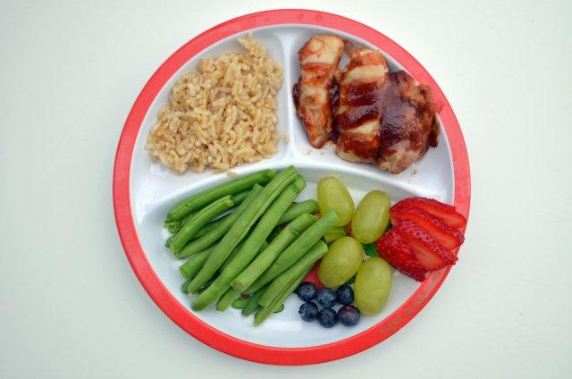 «Метод тарелки» помогающий похудеть без проблем