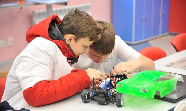 В Хабаровском крае в технопарке «Кванториум» сообщили о старте «инженерных каникул»