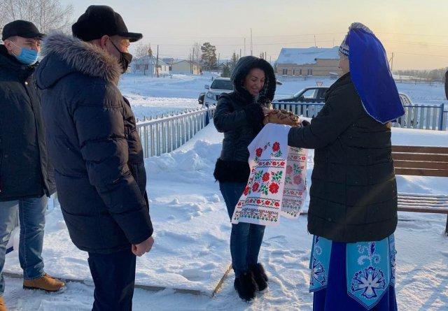 В Оренбуржье открылись новые фельдшерско-акушерские пункты