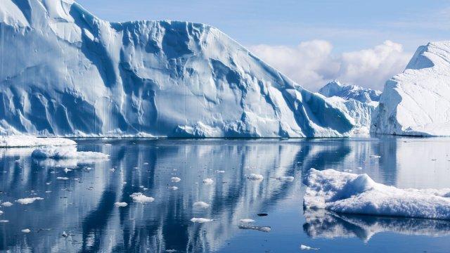 Учёный рассказал о крупных арктических «хранилищах» парникового газа